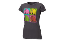 Marmot Women's Marmot Pop Tee SS dark steel